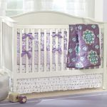 nursery-bedding-with-brooklyn-crib-fitted-sheet-with-fresh-geometric-design-and-made-of-200-thread-count-cotton-percale-also-pairing-pinks-plums-with-green