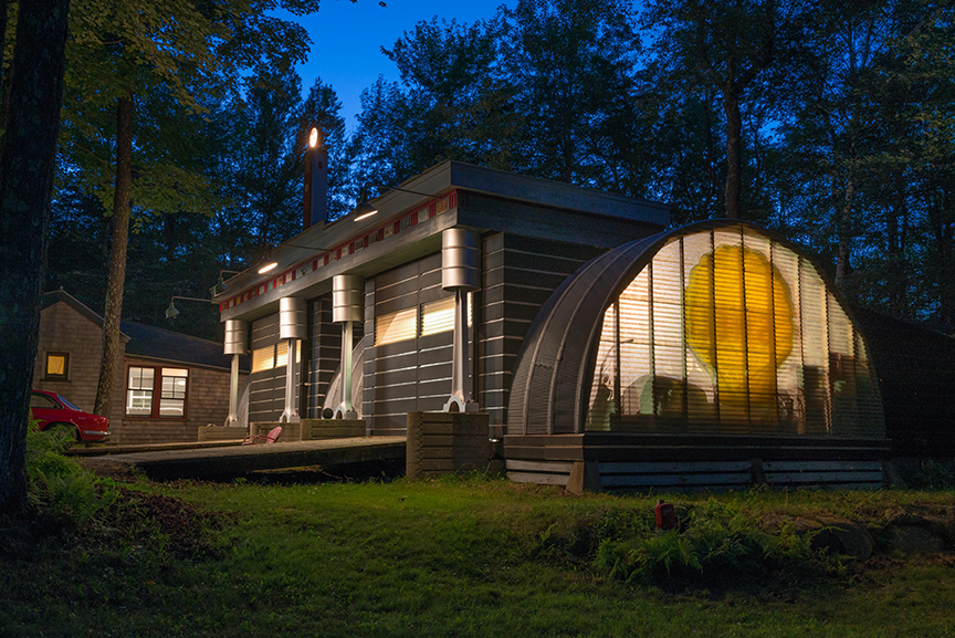 Quonset Hut Homes that Will Steal Your Amazement | HomesFeed