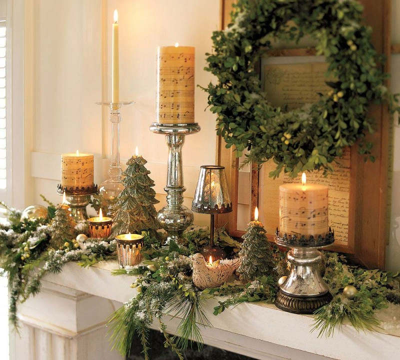 Decoration For Homes: Rustic Mantel Décor That Will Adorn Your Bored To Death