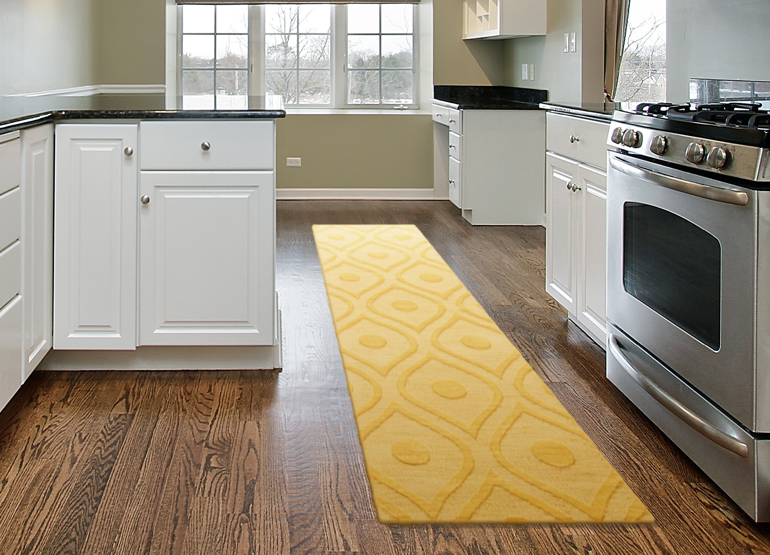 Some Vintage And Stylish Kitchen Mat And Rug Ideas Homesfeed