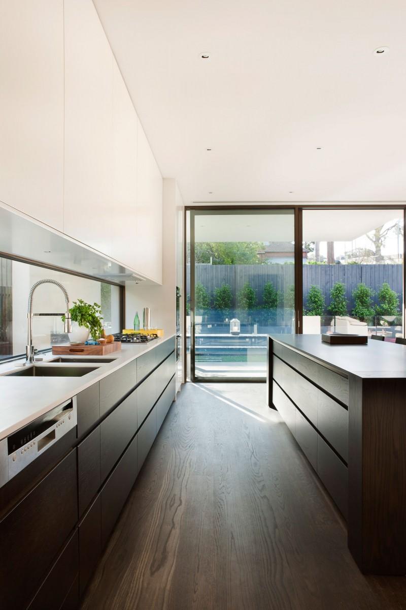 Wenge Kitchen for Aristrocratic Fashion Trend - New Idea ...