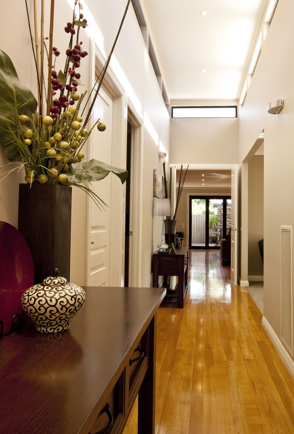 Kitchen And Hallway Design Ideas For Apartments