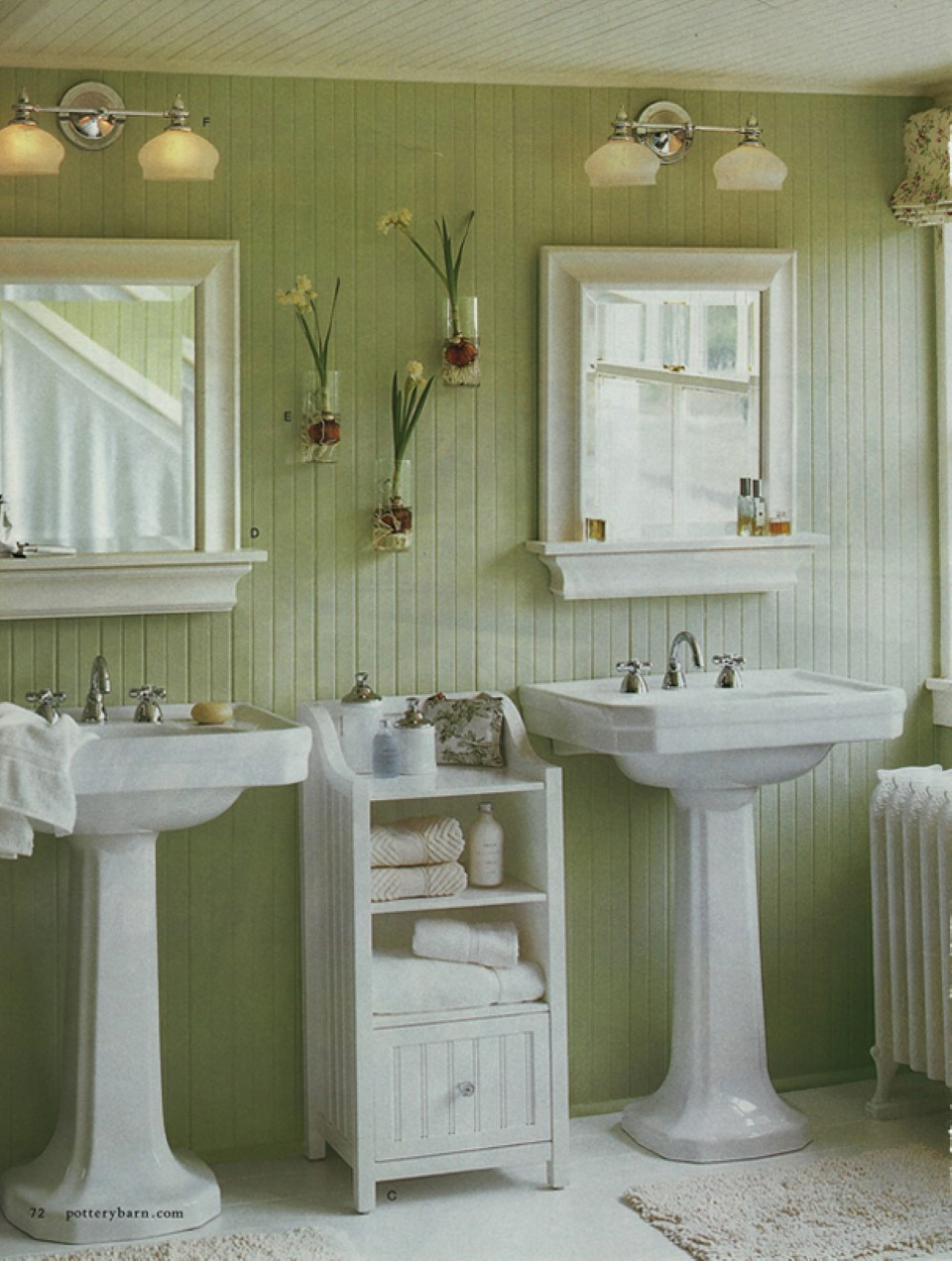 Perfect bathroom color trend for 2016 homesfeed for White bathrooms 2016