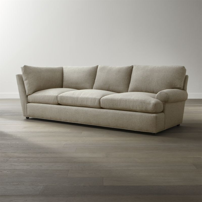 Feel The Grace Of Your Interior With Long Sectional Sofa Clearance Homesfeed