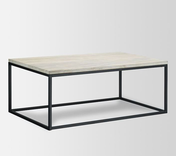 Elegant Coffee Tables With Whitewash Finish Homesfeed