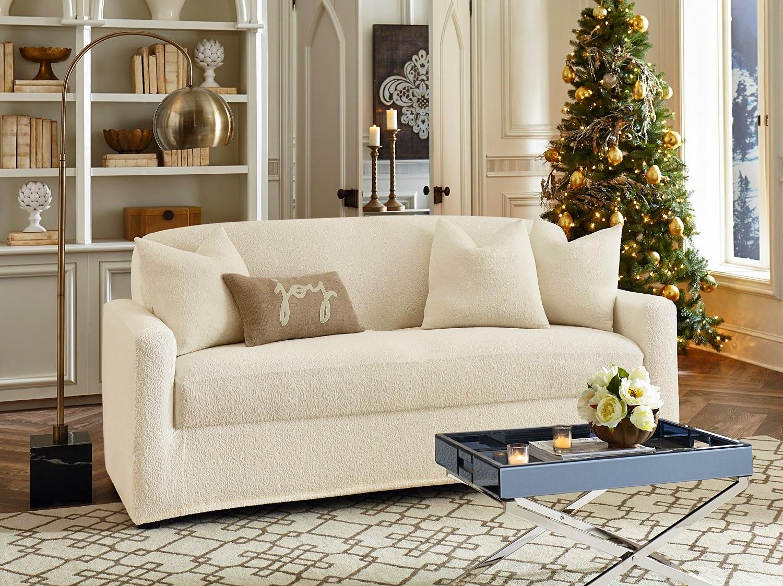 White Interior Design With White