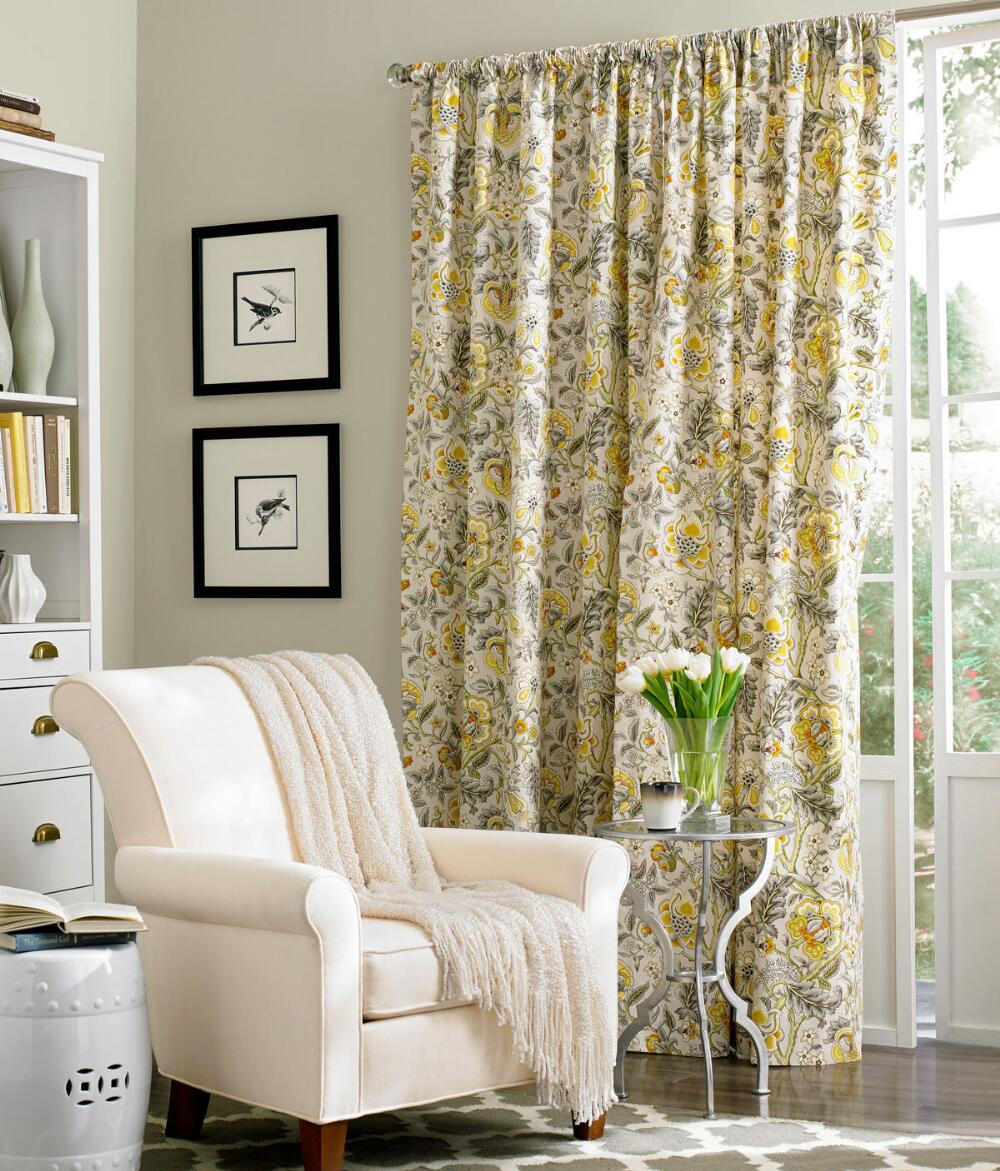 Long patterned curtains - White Patterned Curtains Long Patterned Curtains Yellow Patterned Extra Long Curtain Rods Attached On Glass