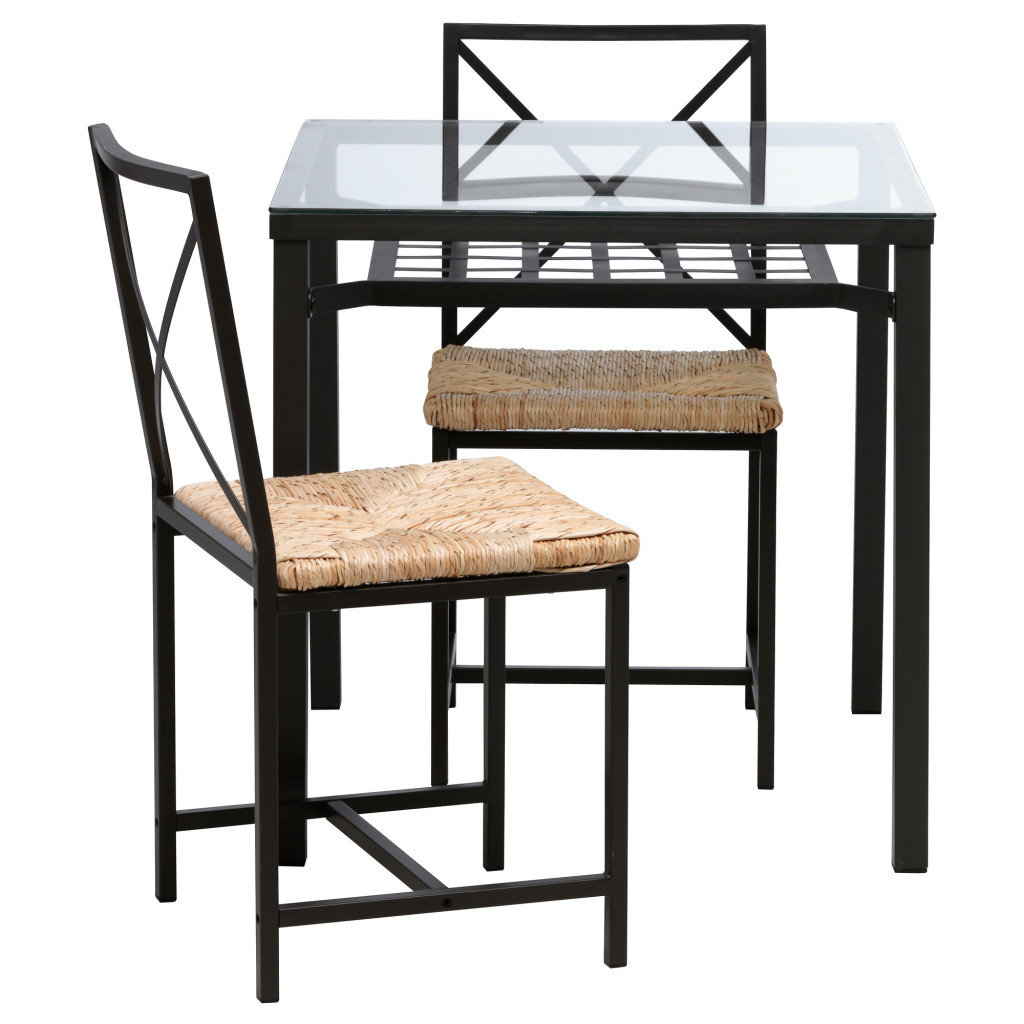 High top tables ikea homesfeed for Small dining table with chairs