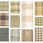 Any Options Of Buffalo Check Upholstery Fabric Color