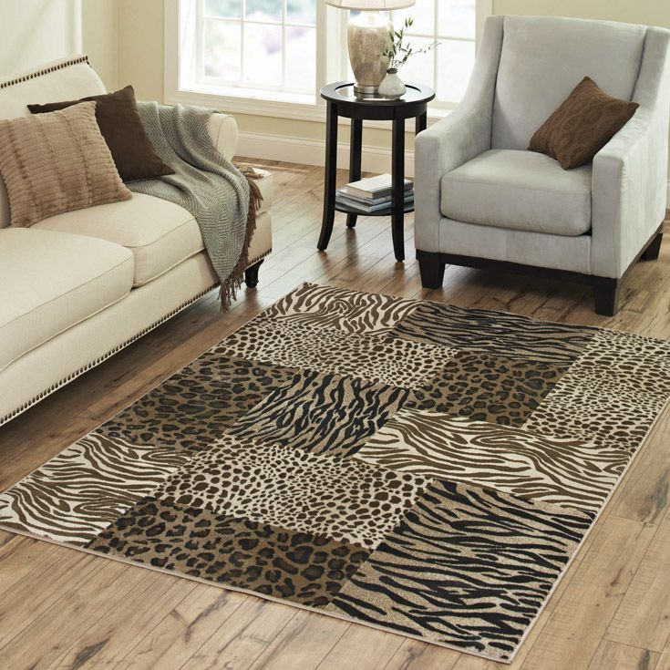 Sensational Cheetah Print Rugs Homesfeed