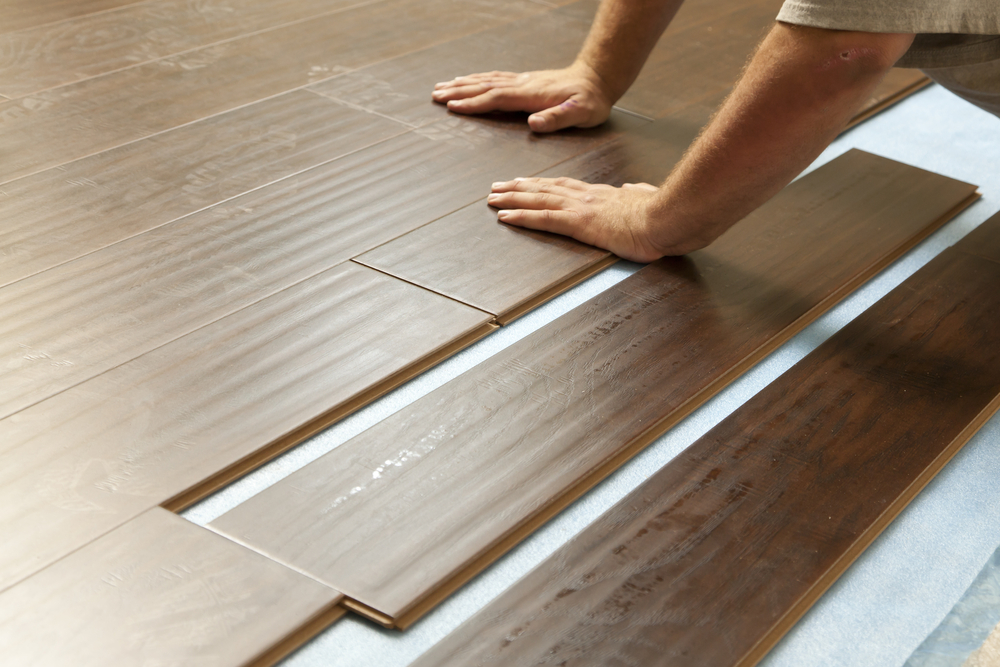 Awesome hardwood floor vs laminate homesfeed - Laminate versus hardwood flooring ...