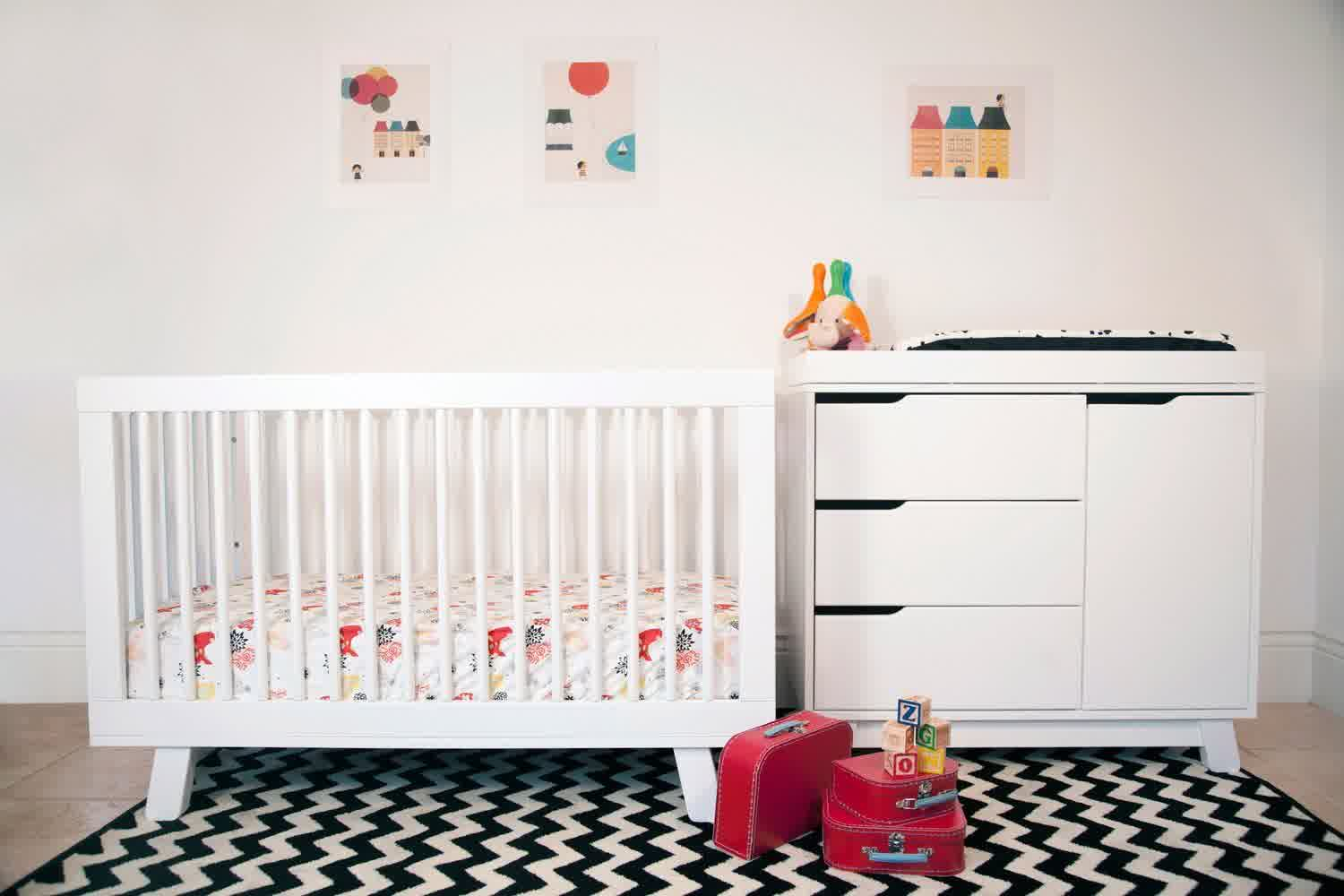 baby letto hudson in white white storage solution monochromatic bedroom rugidea. babyletto hudson white crib designs and images  homesfeed