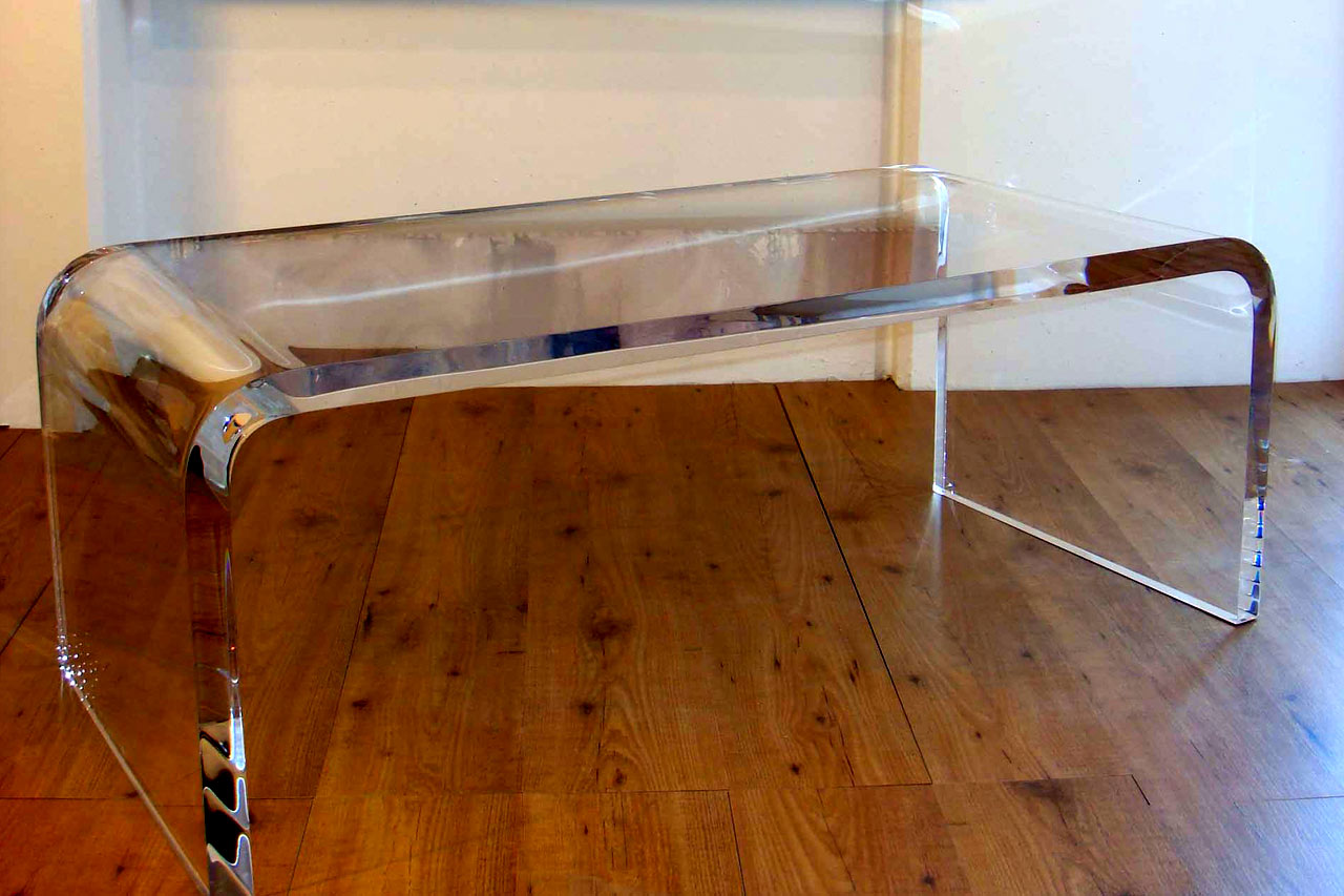 Stupendous Amazing Lucite Coffee Table Ikea Homesfeed Machost Co Dining Chair Design Ideas Machostcouk