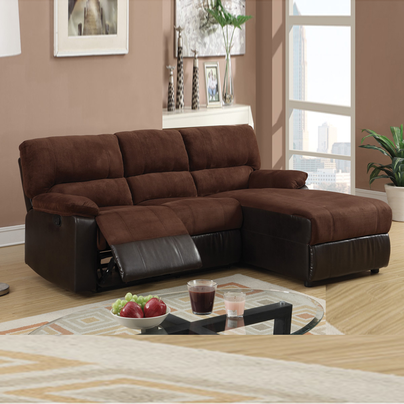 Best sectional sofas with recliners and chaise homesfeed for Sectional sofa with a recliner