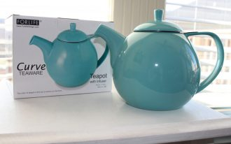 Best Tea Kettle Ever With Turquoise Color Design