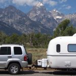 Best White Small Travel Trailer Manufacturers With Car