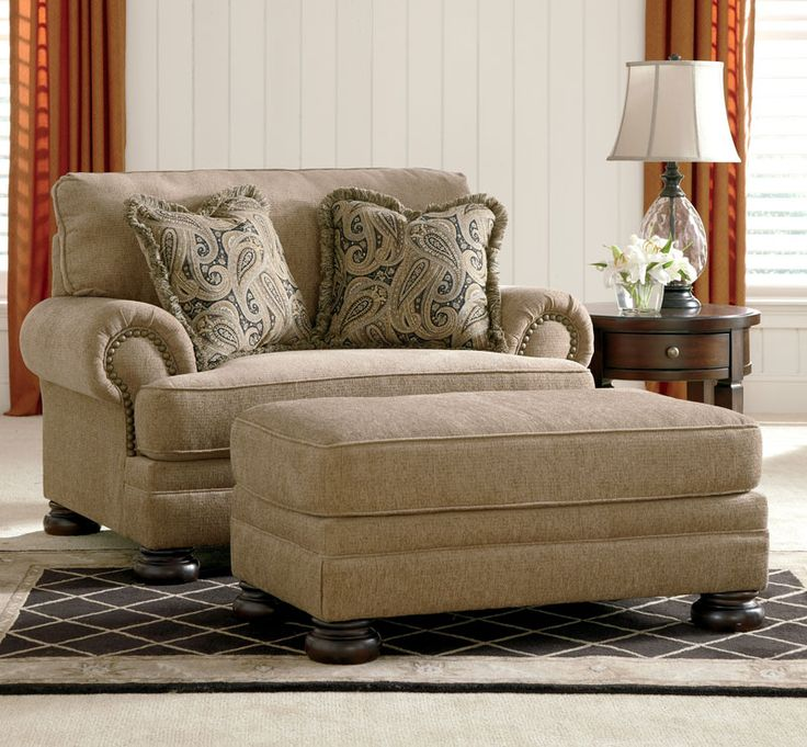 Cool oversized couches living room homesfeed for Sofa and 2 chairs living room