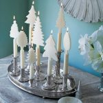 Christmas candle trees