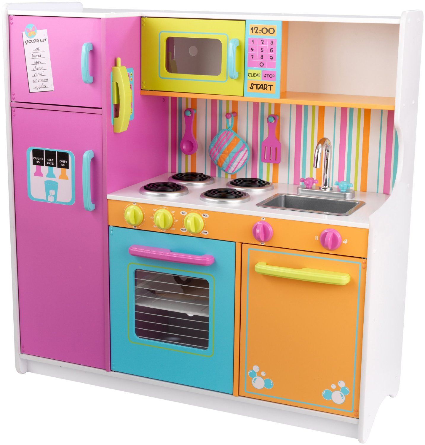Good wood play kitchen sets homesfeed for Kitchen set 2016
