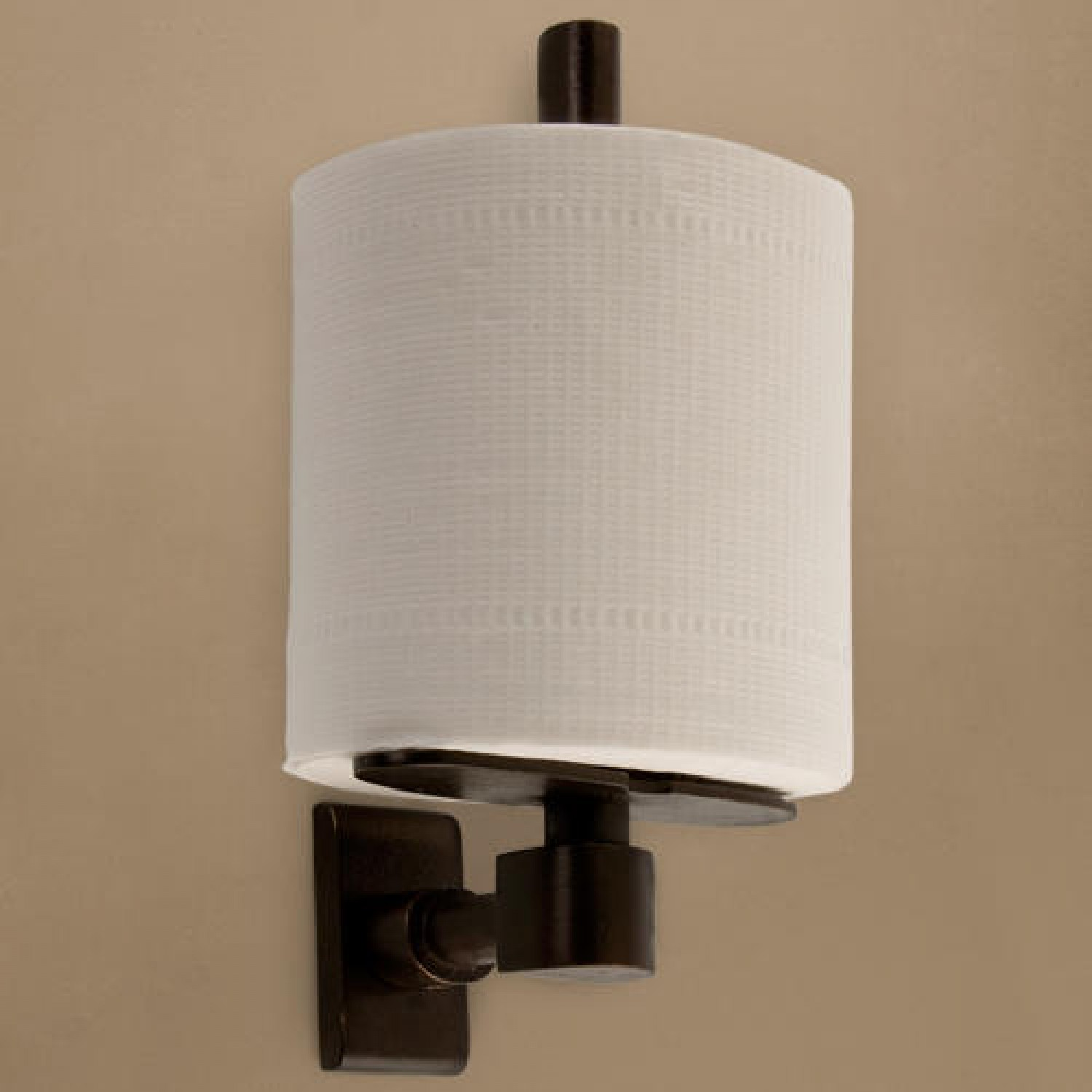 Contemporary Vertical Toilet Paper Holder