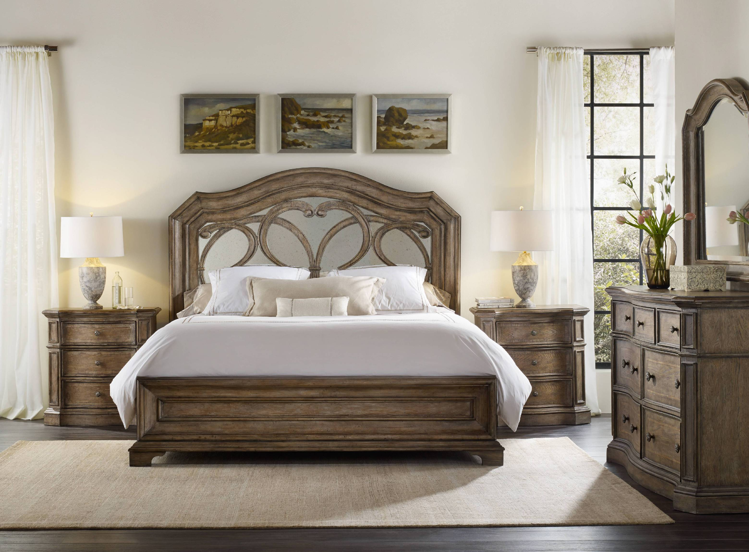 Cool Wooden Dillards Bedroom Furniture With Bed Frame Double Side Tables  And Cabinet. Amazing Dillards Bedroom Furniture   HomesFeed
