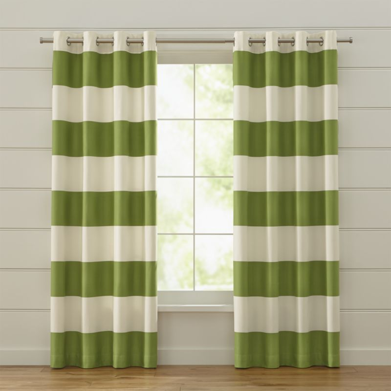 Perfect Crate And Barrel Drapes Homesfeed
