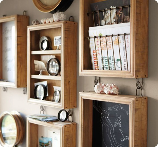 Creative Wood Wall Organizer Idea For Office Or Home