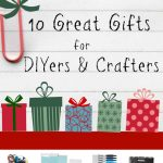 DIY Gift Ideas For Crafters