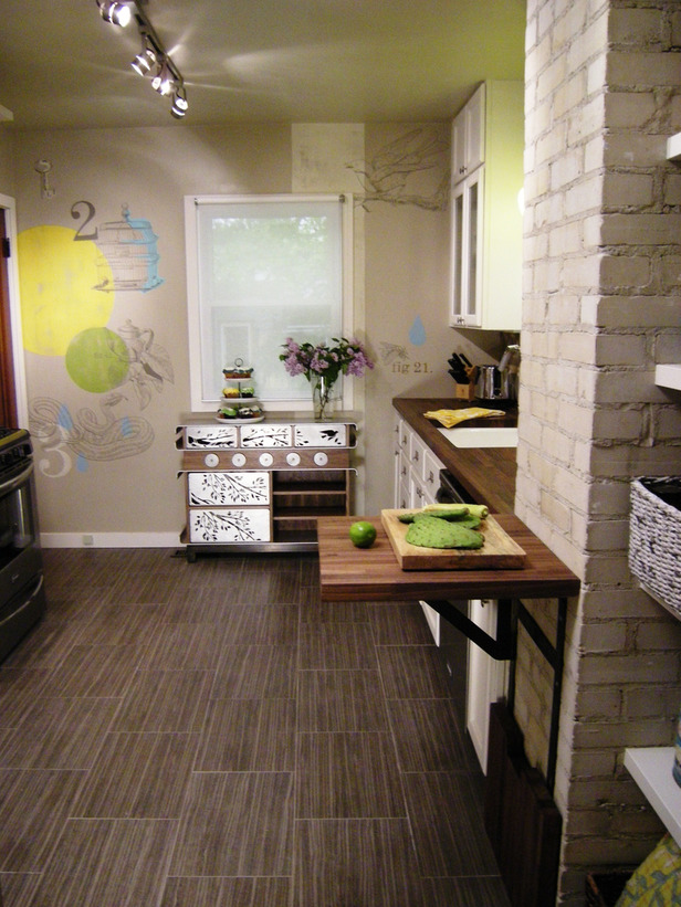 Perfect kitchen makeovers on a budget homesfeed for Kitchen makeovers
