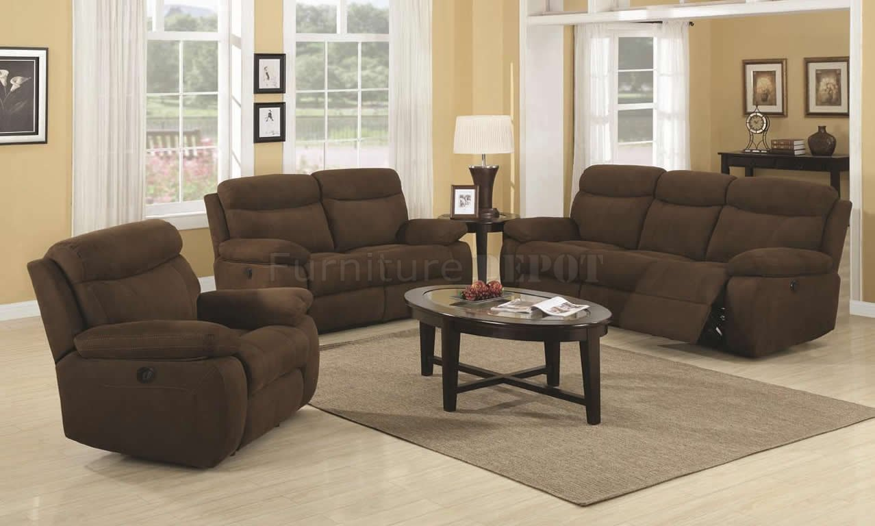 Brown sofa and loveseat sets clic traditional brown sofa for Couch sofa set