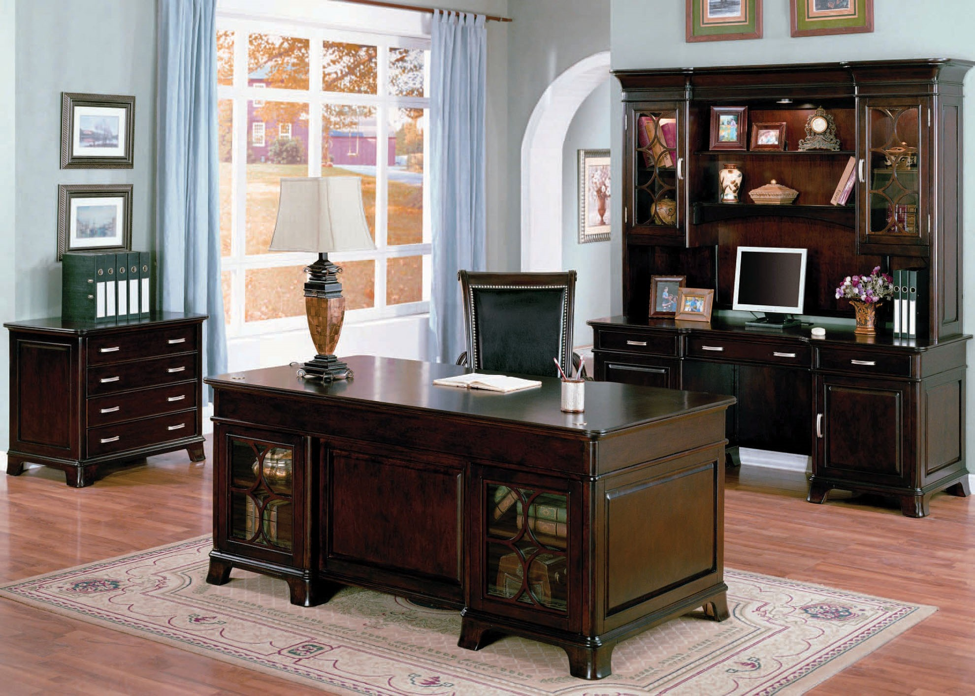 Hom Office Furniture: Good Home Office Ideas