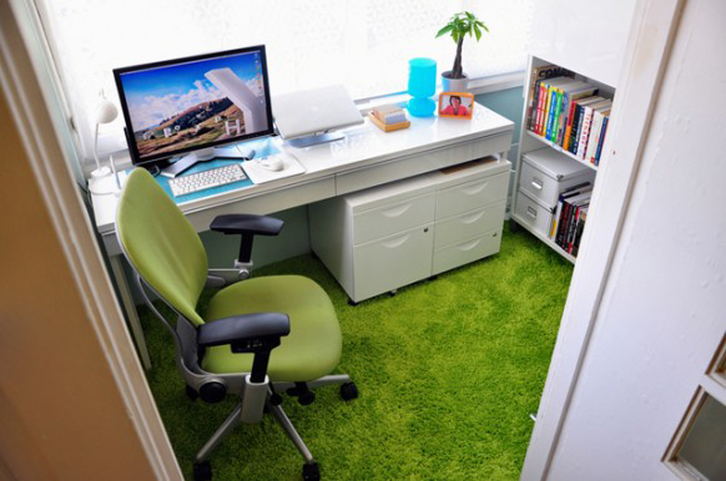 Natural Green Office Ideas  Homesfeed. Hdfc Card Bill Desk. Girls Lap Desk. Expandable Dining Table For Small Spaces. Mahogany Desk. Chrome Desk Accessories. Custom Drawer Dividers. Target Office Desks. Office Max L Shaped Desk