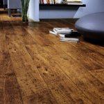 Elegant Hardwood Floor VS Laminate Floor Installation