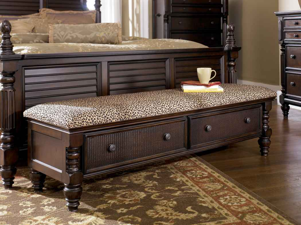 Perfect end of bed storage bench homesfeed Bedroom storage bench