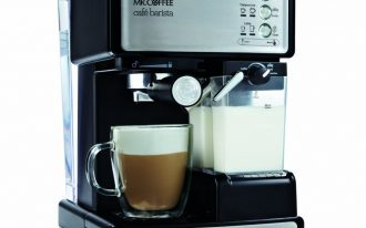 Espresso Machine With Milk Frother Maker For Home
