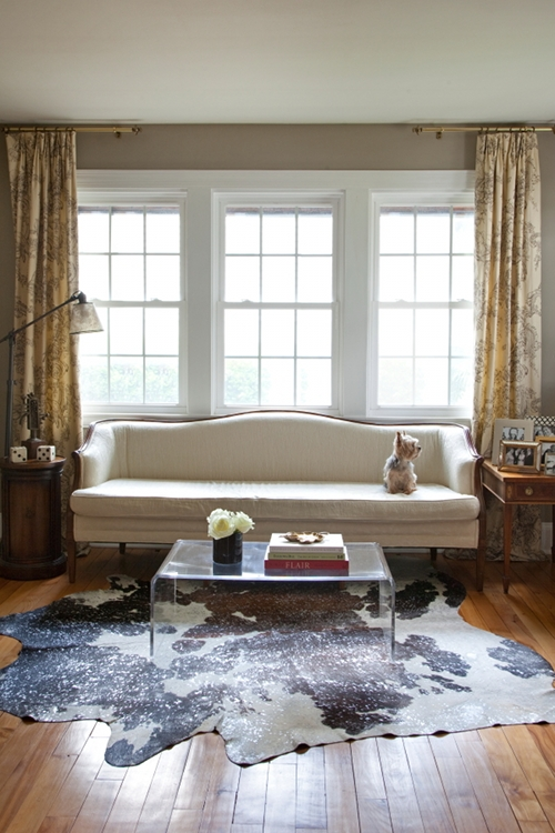 Short Curtain Rods Extend Your Window Design Solution