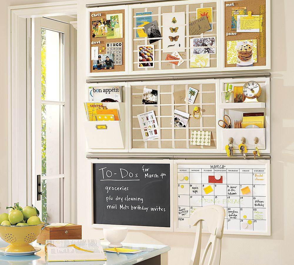 Good Wall Organizers for Home Office  HomesFeed