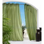 Green Fresh Indoor Outdoor Curtains