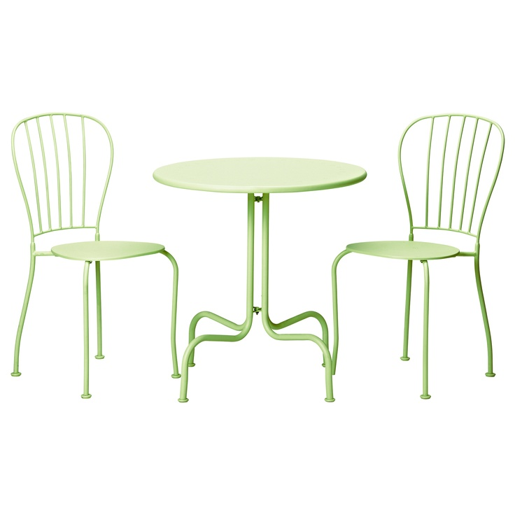 Ikea Bistro Table T 196 Rn 214 2 Chairs Outdoor