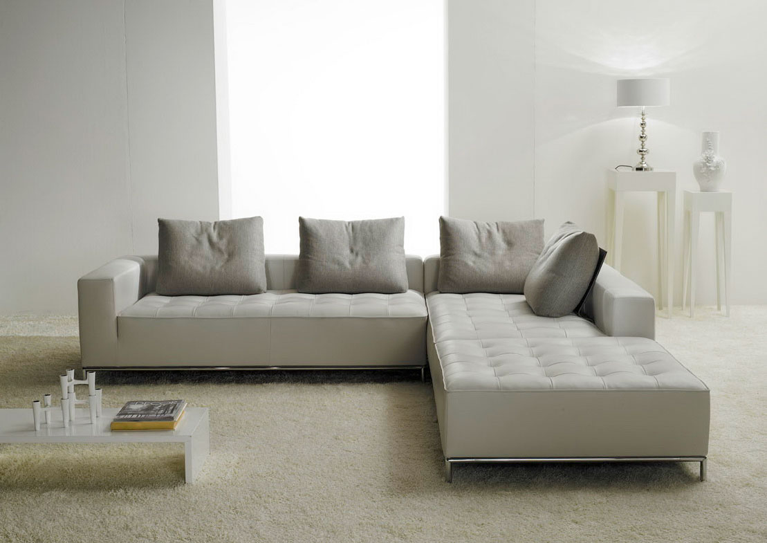 Best Sofa Sleepers Ikea HomesFeed : Grey Sectional Sofa Sleepers Ikea With Pillows Small Coffee Table And Large Fur Rug from homesfeed.com size 1109 x 785 jpeg 108kB