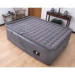 Grey And Thick Inflatable Mattress Product