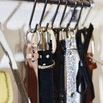 Hanger Belt Storage Ideas