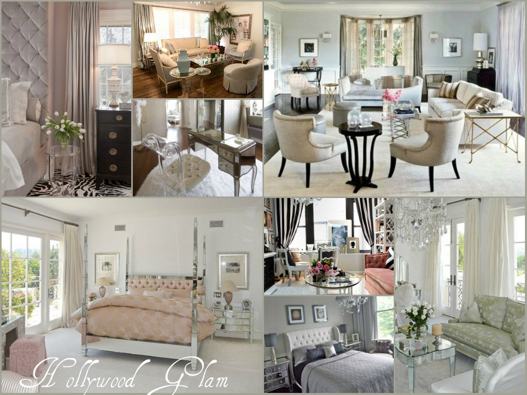 Antique old hollywood glamour decor homesfeed - Interior home decorator ...