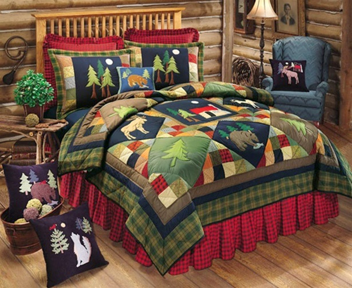 Holiday Bedding Sets Full