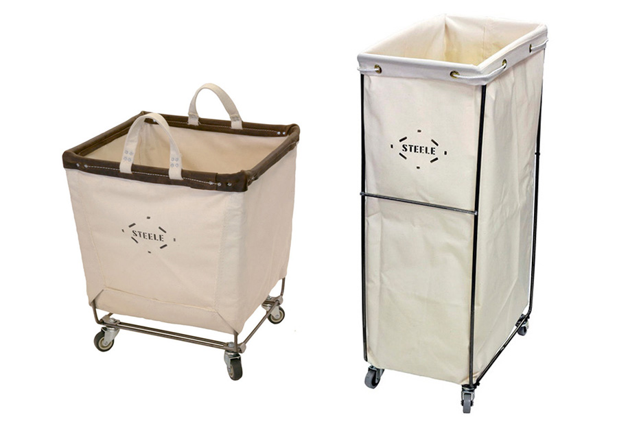 Good Laundry Baskets With Wheels Homesfeed