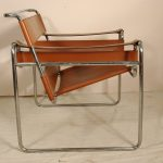 Light Brown Wassily Chair Reproduction