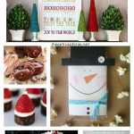 Lots Of Idea For Christmas Crafts To Make At Home
