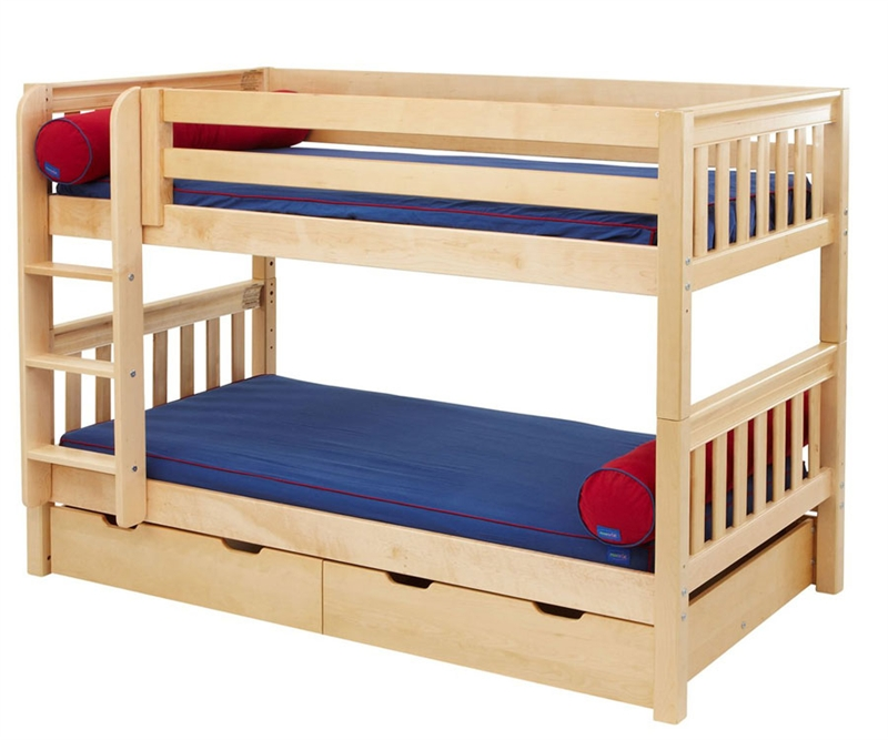 Small Bunkbeds good small bunk beds for toddlers | homesfeed