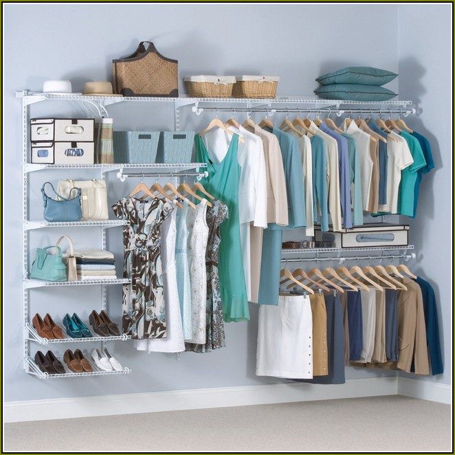Wire closet systems lowes roselawnlutheran - Closets organizers lowes ...