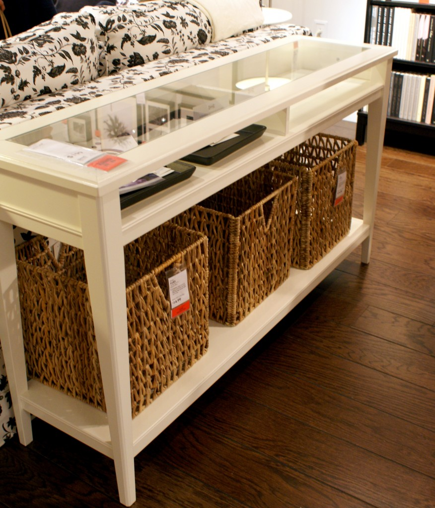 Cool extra long sofa table homesfeed for Long table design